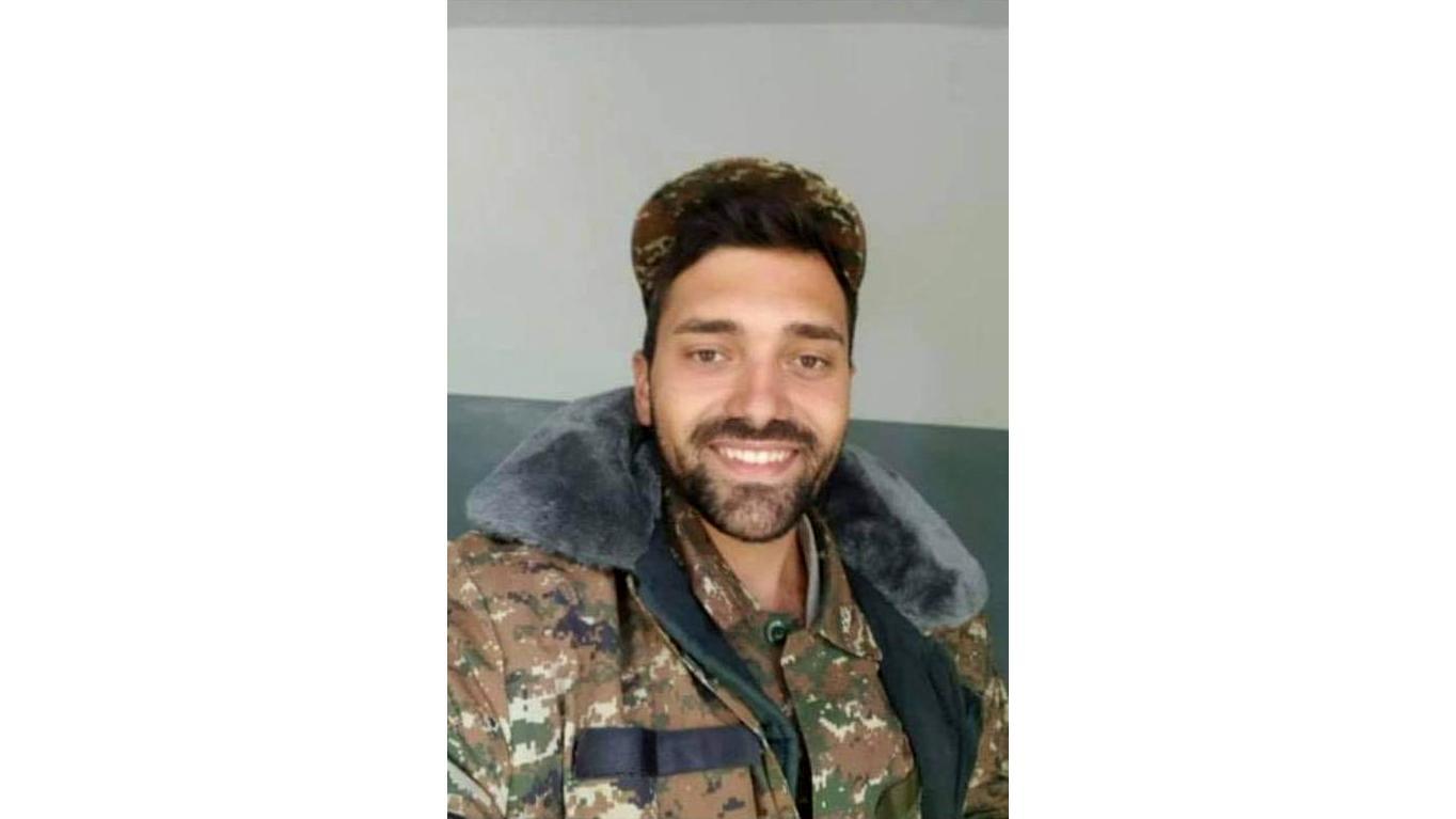 Զոհվել է ՀՊՄՀ-ի շրջանավարտ Ավետիք Կարճիկյանը