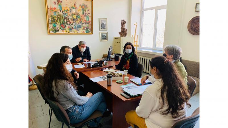 Համագործակցության նոր ծրագրեր` հայ և շվեյցարացի ուսանողների ու դասախոսների համար