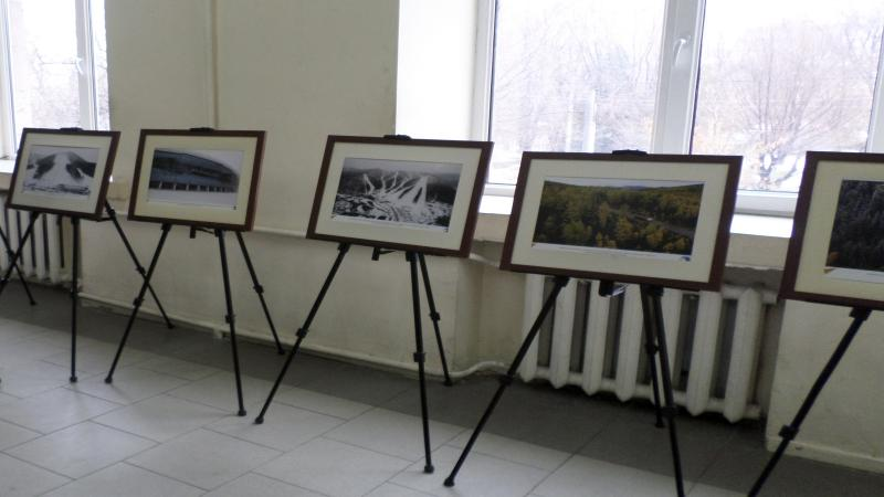 Exhibition within the Framework of the 29th Winter Universiade