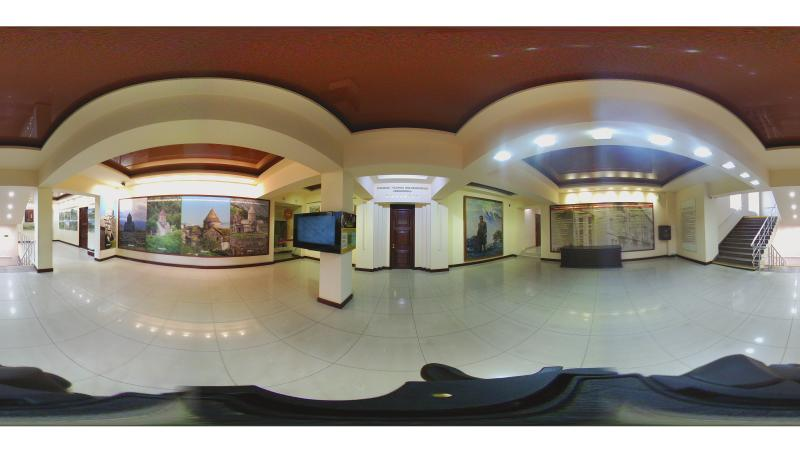 Virtual tour of APU Museum