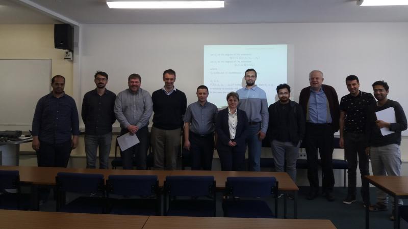 ASPU representatives visit Great Britain