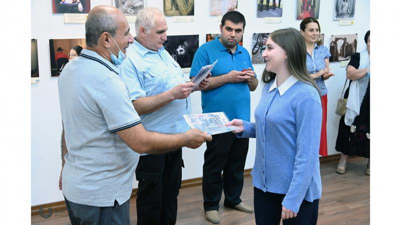 Photo Exhibition opens at NAI