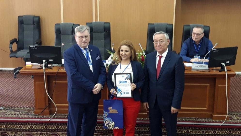 ՀՊՄՀ-ի դոցենտը մասնակցեց միջազգային գիտագործնական կոնֆերանսի