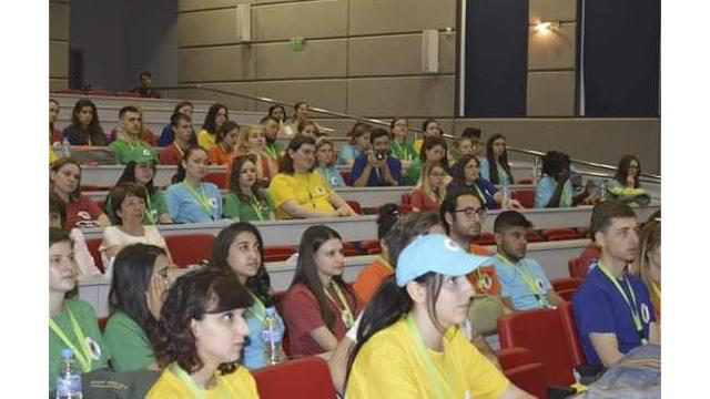 ՀՊՄՀ- ի մագիստրոսը մասնակցել է Ֆրանկոֆոնիայի ամենամյա ուսանողական ֆորումին