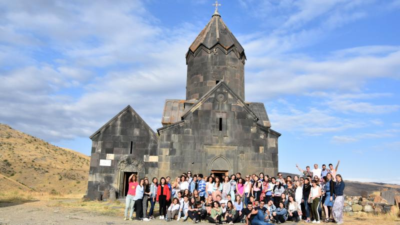 Foreign student: I took a fancy to Armenia as soon as I saw Mount Ararat