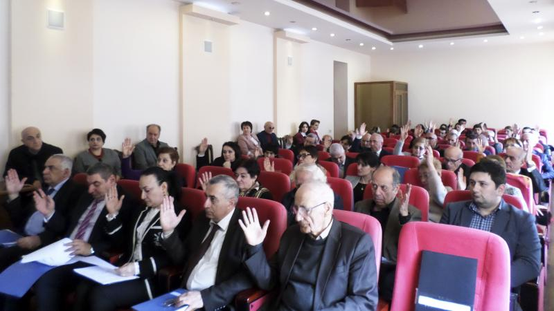 ASPU Academic Council holds sitting