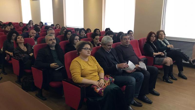 Ներկայացվեց ERASMUS+ BOOST ծրագրի վերաբերյալ փորձն ու գիտելիքները