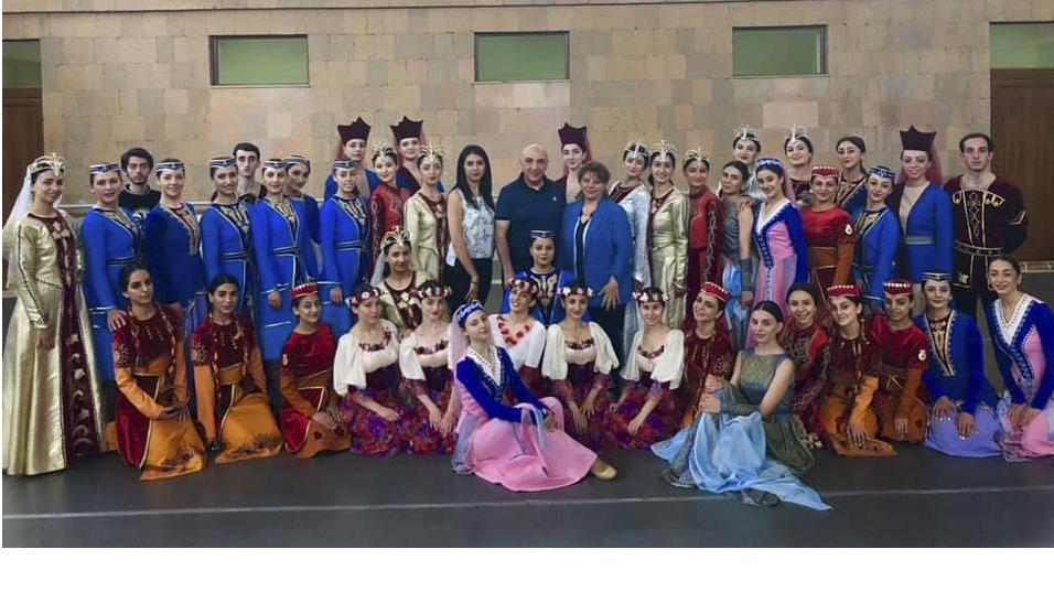 Examination Concert of Choreography Instructors Took Place