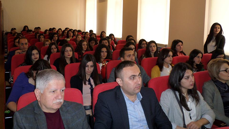 Interuniversity student conference held at ASPU