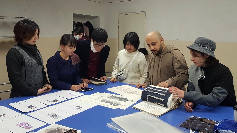 Ճապոնացի ուսանողներն ու պրոֆեսորը ՀՊՄՀ-ում մասնակցեցին դասընթացների