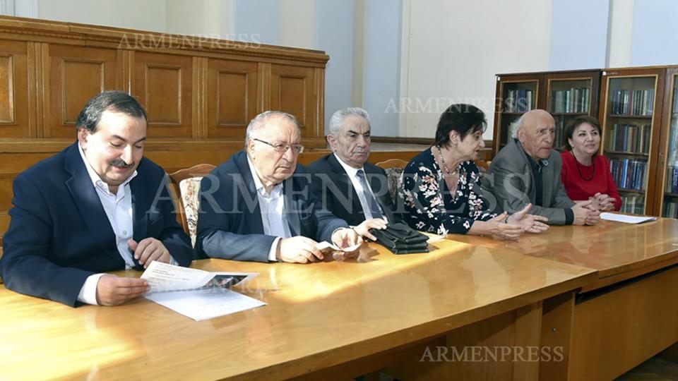 Научная сессия, посвященная 100-летию со дня рождения Сильвы Капутикян