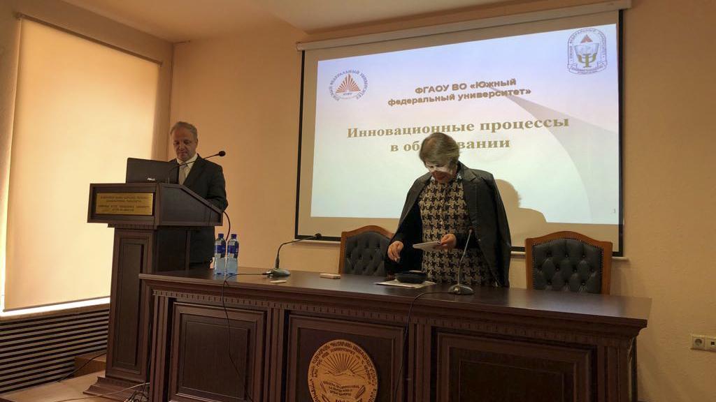 Մանկավաժականում է ռուս պրոֆեսոր Ալեքսանդր Բերմուսը