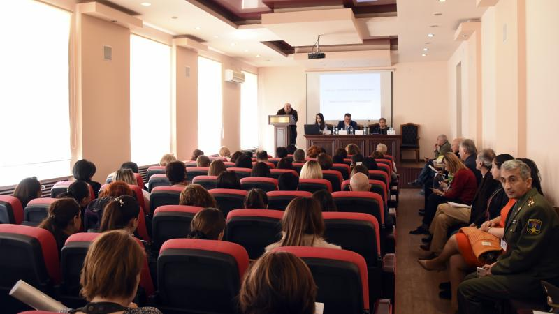 International conference on psychological issues wraps up in Yerevan