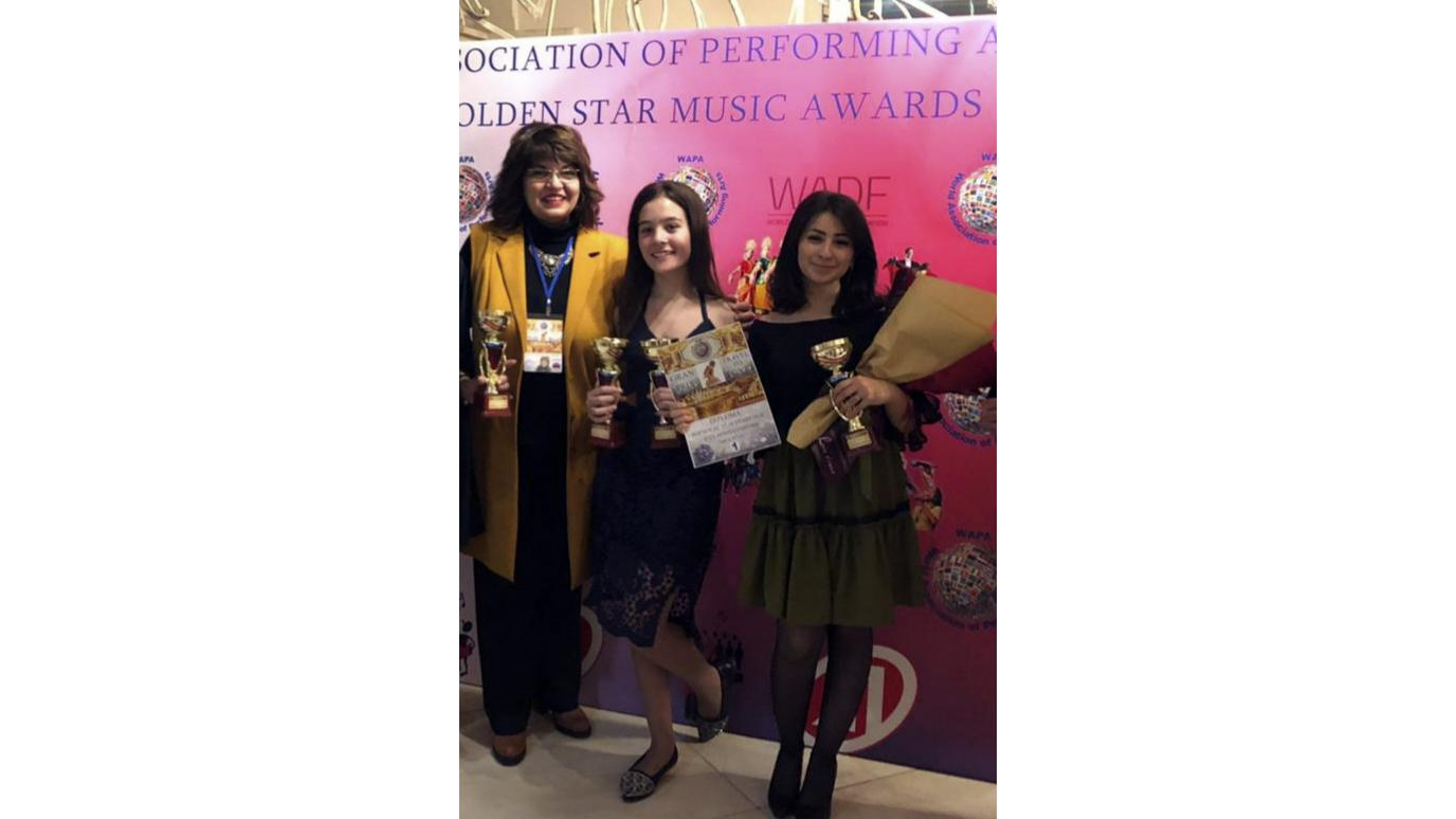 Студенты педагогического – победители международного конкурса