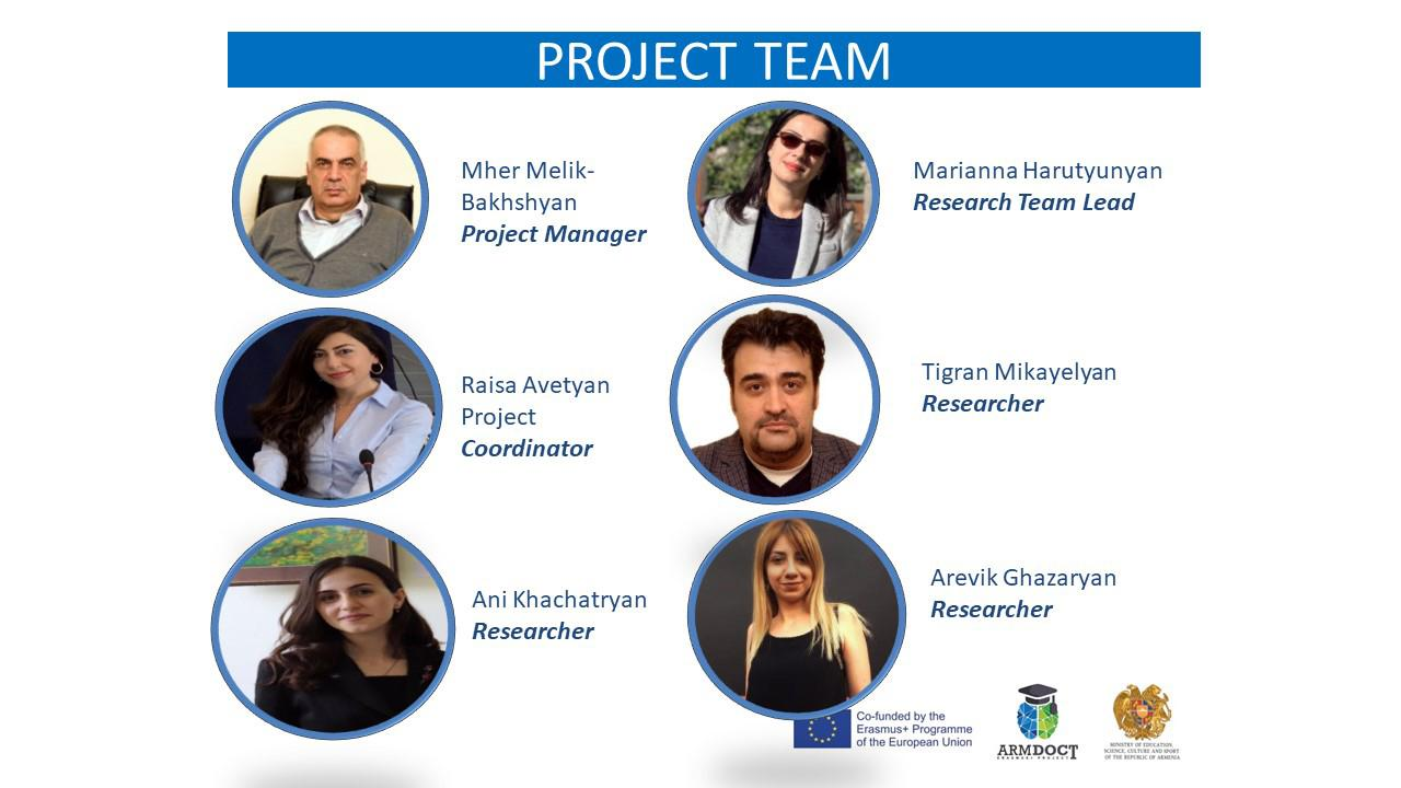 Monitoring Group Meeting within the Scope of the Erasmus+ ARMDOCT Project