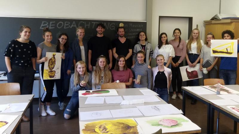 «Արվեստը նշանակություն ունի»․ հայ և շվեյցարացի ուսանողների համագործակցությունը