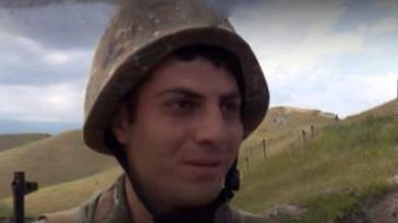 Դավիթ Խատայան՝ մերօրյա հերոս, ՀՊՄՀ-ի շրջանավարտ