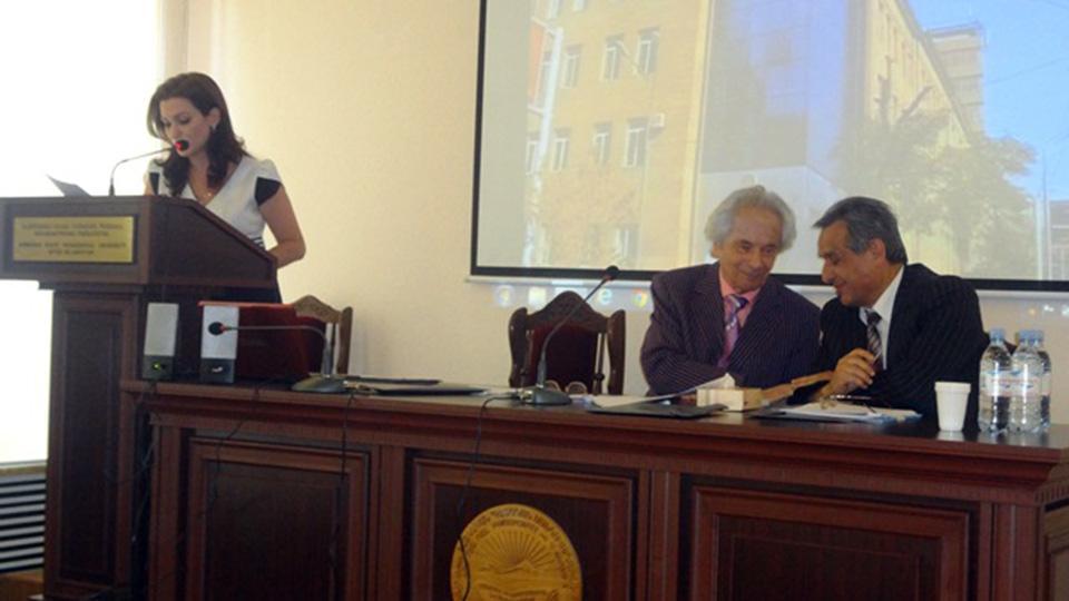 Արհեստակցական կազմակերպության նախագահը վերընտրվեց