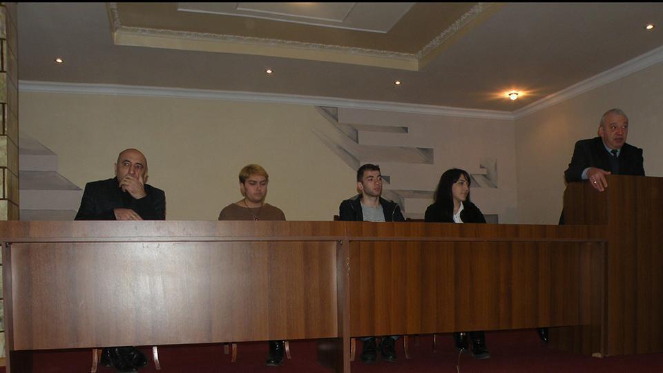 Студенты АГПУ приняли участие в международной конференции