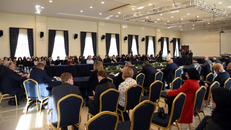 "Conference on ""Participation of Armenian People in the World War II"""