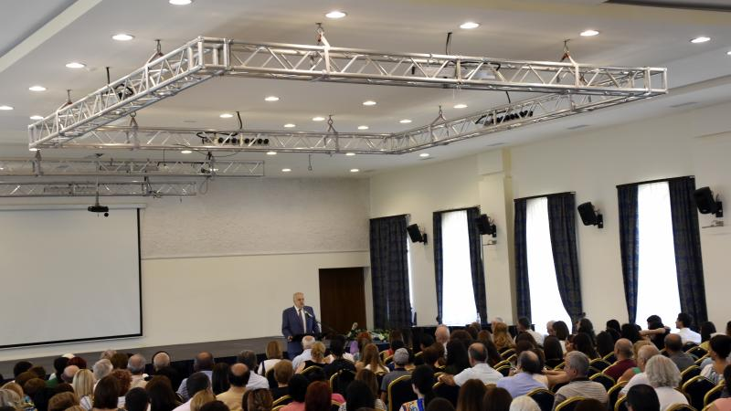 Ruben Mirzakhanyan: Student is the most important person at the university