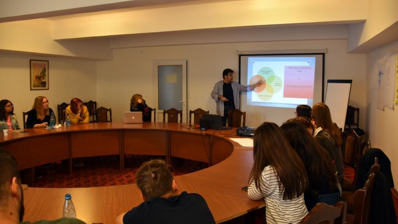 Նոր գիտելիքներ ու հմտություններ՝ միջազգային «Ամառային դպրոց»-ում