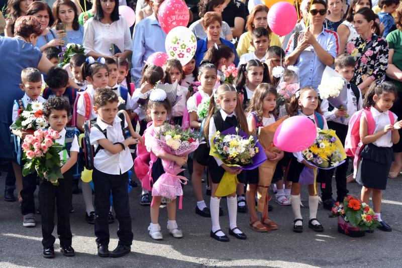 Education is the Backbone for Armenian People