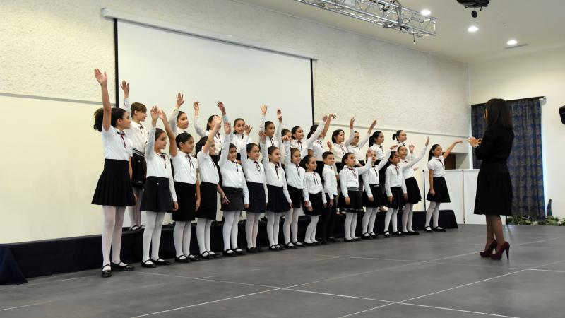 The 15th School Choir Festival Took Place