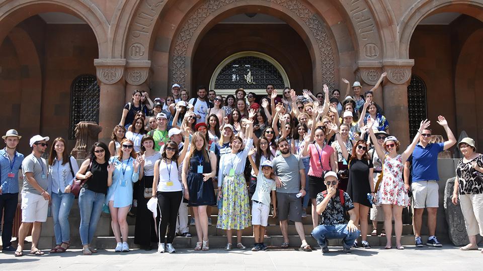 Տպավորություններ` «Ամառային դպրոց»-ի օտարազգի ուսանողներից