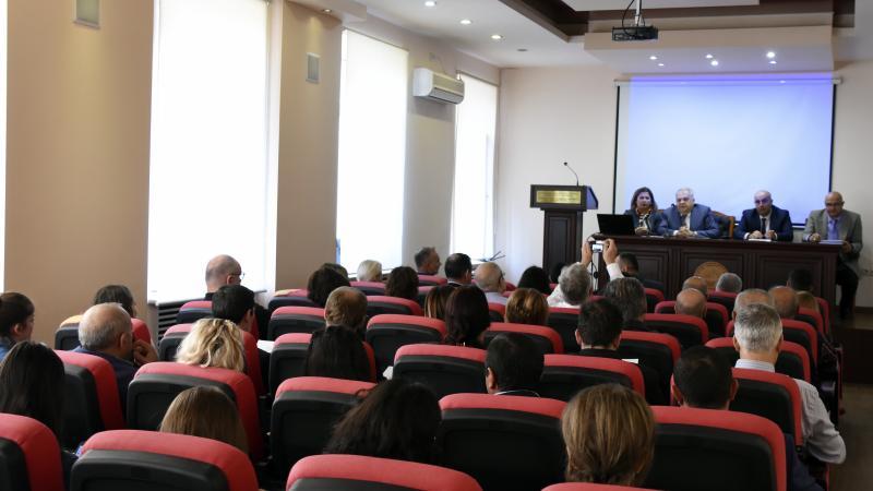 Рубен Мирзаханян: «Империи не имеют будущего и обречены на смерть»