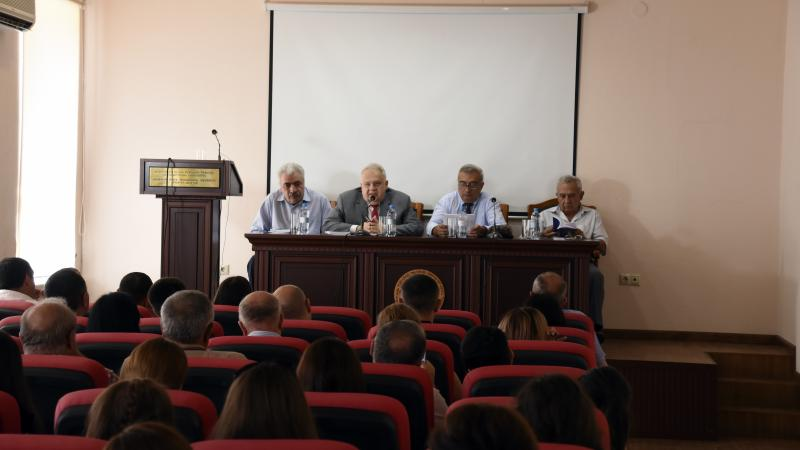 """Conference on the Topic of """"Soviet Armenia in 1920-1930"""""""