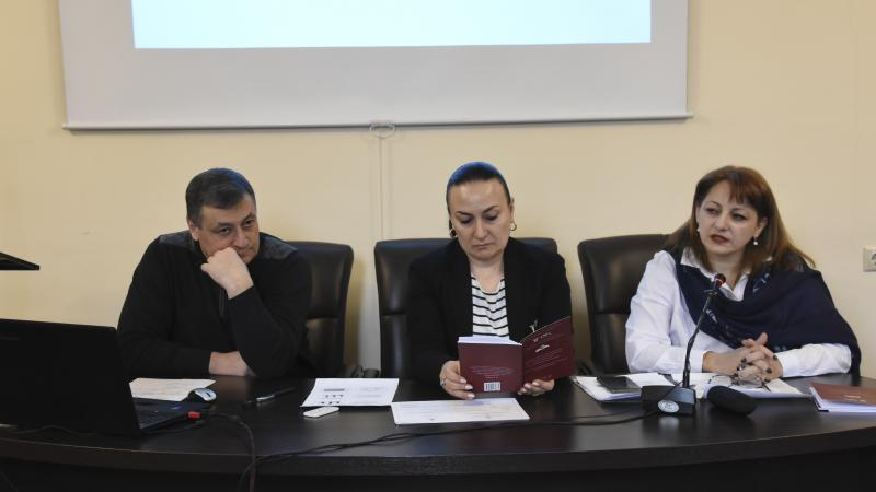 Integration of Young Specialists in Armenian Labour Market