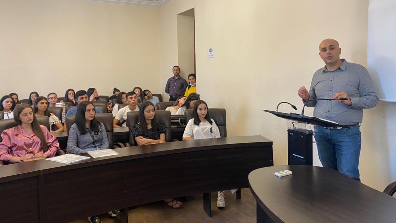 Цикл семинаров в АГПУ