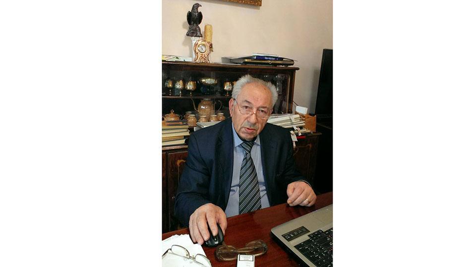 Professor Levon Grigoryan dies at 77