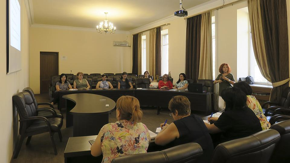 Training Programme at the Pedagogical University