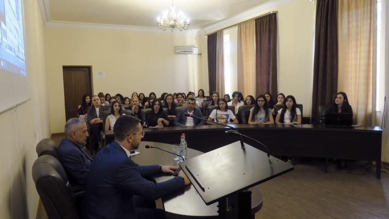 """""""100 Ideas for Armenia"""""""