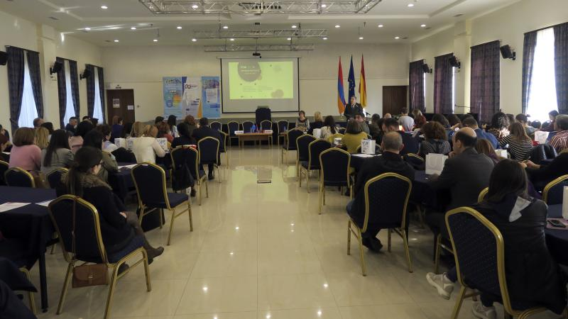 Erasmus+ Information Day at ASPU