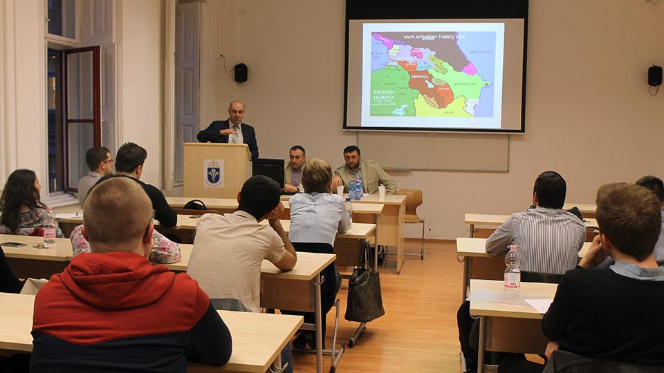 Lectures for Hungarian Students