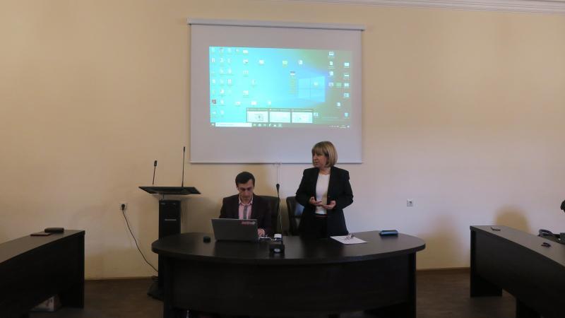 Круглый стол-обсуждение по вопросам и вызовам инклюзивного образования