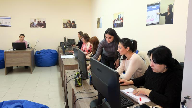 Training Sessions at Multi-Media Laboratory