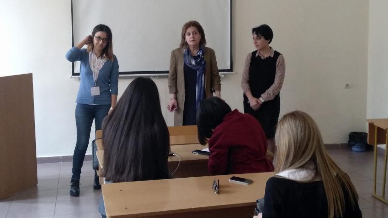 Համագործակցություն «Սմարտ Ստարտ» միջազգային կենտրոնի հետ