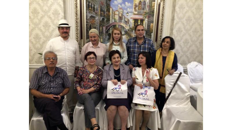 Профессор Долуханян приняла участие в Международном форуме писателей