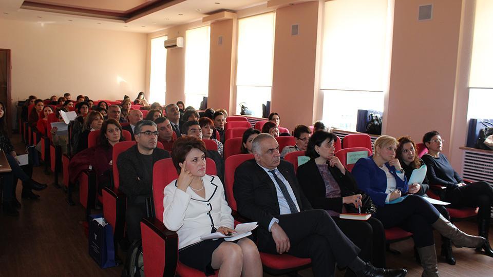 Քննարկվեցին բազմամասնագիտական թիմերի անդամների կարողությունների զարգացման ծրագրի առաջին փուլի արդյունքները