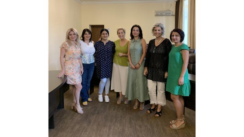 В Педагогическом побывали преподаватели из Университета Авейро (Португалия)