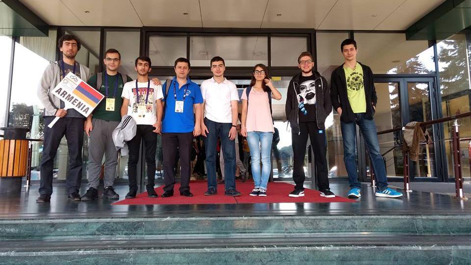 ՀՊՄՀ-ի դասախոսի խնդիրն ընդգրկվել է միջազգային օլիմպիադայում
