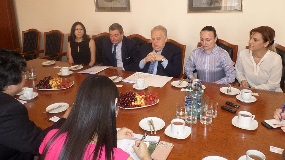ՀՊՄՀ-ն և Չինաստանի Հարավարևմտյան համալսարանը կհամագործակցեն