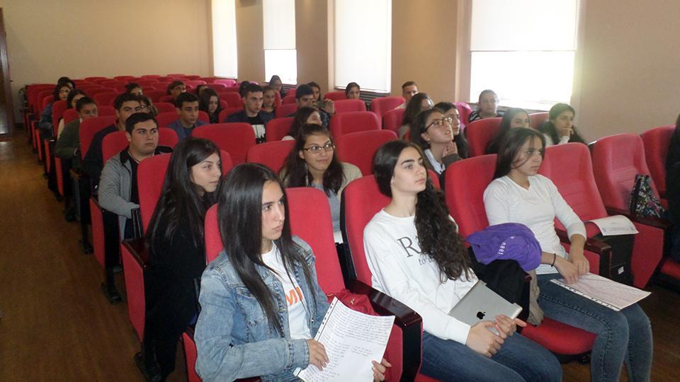 Պատանի պատմագետները՝ Հայաստանի մայրաքաղաքների մասին