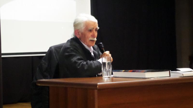 Մանկավարժականում էր վաստակաշատ օպերատոր Լևոն Աթոյանցը