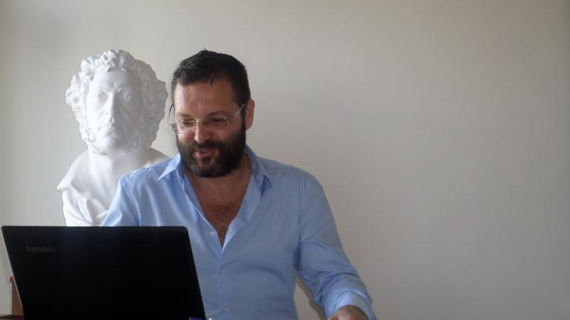 ASPU hosts Professor Valerii Efremov