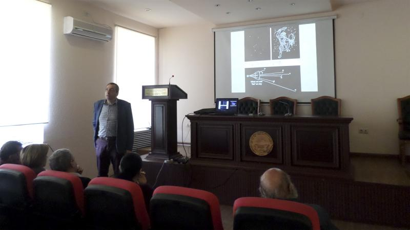 Areg Mikaelyan: Astronomy is one of the international sciences